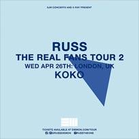 Russ at KOKO on Wednesday 26th April 2017