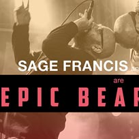 EPic Beard Men at Jazz Cafe on Wednesday 31st July 2019