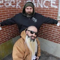 Sage Francis & B. Dolan at Bush Hall on Friday 2nd September 2016