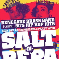 Salt-N-Pepa at Indigo2 on Friday 9th August 2019
