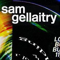Sam Gellaitry at CLF Art Cafe on Thursday 11th April 2019
