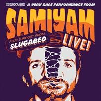 Samiyam at Stour Space on Thursday 19th May 2016