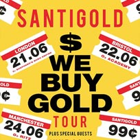 Santigold at Shepherd's Bush Empire on Tuesday 21st June 2016