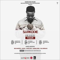 Sarkodie at The Forum on Friday 24th November 2017