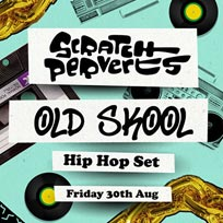 Old Skool Hip-Hop Party at The Old Queen's Head on Friday 30th August 2019