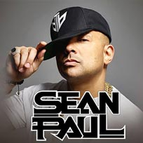 Sean Paul at The Forum on Friday 21st April 2017