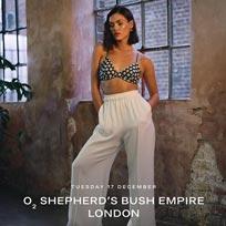 Sinead Harnett at Shepherd's Bush Empire on Tuesday 17th December 2019