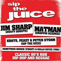 Sip the Juice Plan B April 2015