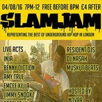 Slam Jam at Nambucca on Thursday 4th August 2016