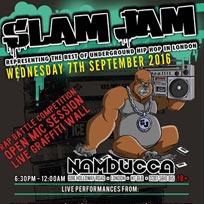 Slam Jam at Nambucca on Wednesday 7th September 2016