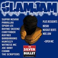 Slam Jam at Silver Bullet on Thursday 5th May 2016