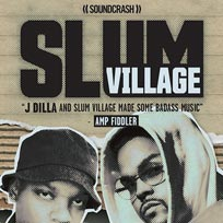 Slum Village at Scala on Friday 8th February 2019
