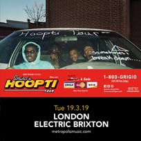 Smino at Electric Brixton on Tuesday 19th March 2019