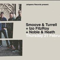 Smoove & Turrell at Jazz Cafe on Thursday 21st February 2019
