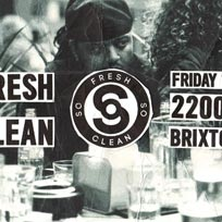 So Fresh So Clean at Brixton Jamm on Friday 1st March 2019