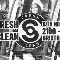 So Fresh So Clean at Brixton Jamm on Saturday 10th November 2018