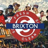 So Fresh So Clean at Brixton Jamm on Friday 1st September 2017