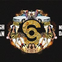 So Fresh So Clean - New Years Day at Queen of Hoxton on Monday 1st January 2018