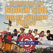 End Of Summer Party at Brixton Jamm on Friday 9th September 2016