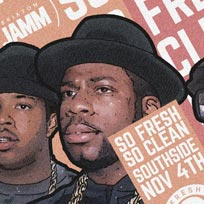 So Fresh So Clean Southside at Brixton Jamm on Saturday 4th November 2017