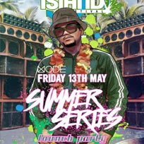 So Fresh So Clean at Mode on Friday 13th May 2016