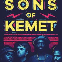Sons of Kemet at KOKO on Tuesday 23rd October 2018