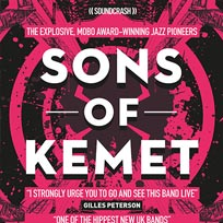 Sons of Kemet at Village Underground on Wednesday 31st May 2017