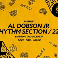 Soul City w/ Al Dobson Jr  at Jazz Cafe on Saturday 2nd December 2017