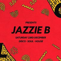 Soul City w/ Jazzie B at Jazz Cafe on Saturday 23rd December 2017