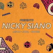 Soul City w/ Nicky Siano at Jazz Cafe on Saturday 18th November 2017