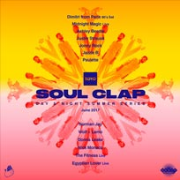 Soul Clap at The Magic Roundabout on Saturday 3rd June 2017