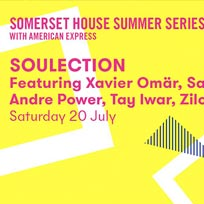 Soulection at Somerset House on Saturday 20th July 2019
