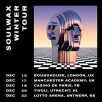 Soulwax at The Roundhouse on Friday 15th December 2017