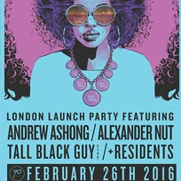 Funk and Soul Weekender Launch London February 2016