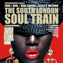 South London Soul Train at Bussey Building on Saturday 5th November 2016
