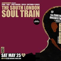 The South London Soul Train at CLF Art Cafe on Saturday 25th May 2019