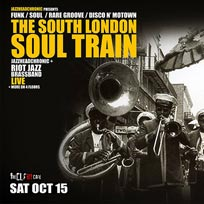 South London Soul Train at Bussey Building on Saturday 15th October 2016