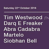 Southbound w/ Tim Westwood at Bussey Building on Saturday 22nd October 2016
