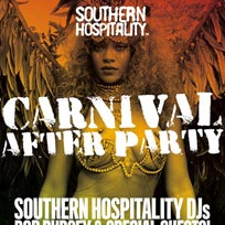 Carnival Afterparty at Notting Hill Arts Club on Monday 29th August 2016