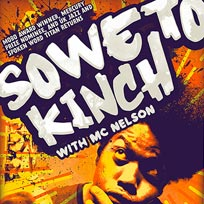 Soweto Kinch at Oslo Hackney on Thursday 17th May 2018