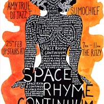 Space Rhyme Continuum February 2016