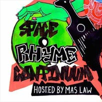 Space Rhyme Continuum at The Ritzy on Thursday 26th May 2016