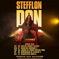 Stefflon Don at The Forum on Thursday 8th March 2018