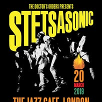 Stetsasonic at Jazz Cafe on Wednesday 20th March 2019