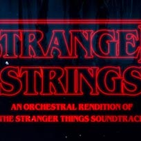 Stranger Strings at Electric Brixton on Friday 27th October 2017