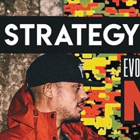 Strategy: Evolution of the MC at Archspace on Saturday 2nd December 2017