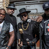 Sugarhill Gang at Student Central on Sunday 11th June 2017