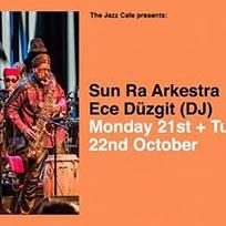 Sun Ra Arkestra at Jazz Cafe on Monday 21st October 2019