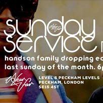 Sunday Service at Near & Far on Sunday 24th February 2019