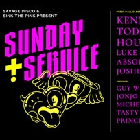 Sunday Service w/ Kenny Dope at Printworks on Sunday 14th April 2019